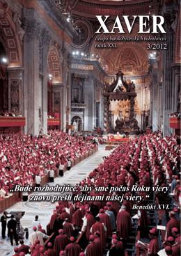 3/2012 - Kňazský seminár