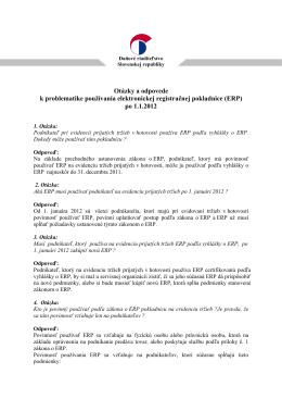 (ERP) po 1.1.2012