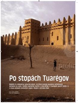 Po stopách Tuarégov