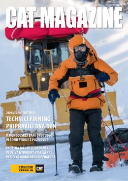Cat magazín - Január 2013