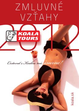 Všeobecné zmluvné podmienky - KOALA TOURS