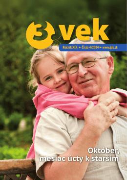 Číslo 4 - Jednota dôchodcov na Slovensku
