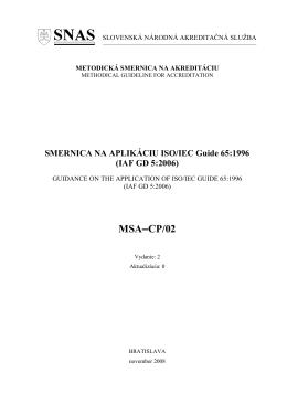 MSA–CP/02
