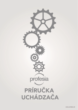 Profesia e-book - Portál absolventov STU