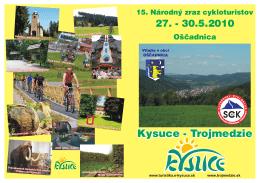 Kysuce - Trojmedzie - Slovenský cykloklub
