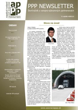 ppp newsletter 2/2012