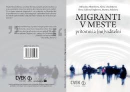 Migranti v meste - Centrum pre výskum etnicity a kultúry