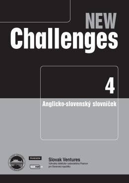 New Challenges 4 - Venturesbooks.sk