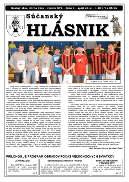 Súčanský hlásnik 2012 číslo 1.pdf