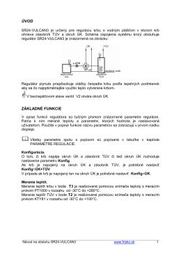 Návod na montáž a obsluhu (pdf 909KB)