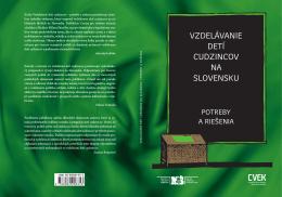 VZDELÁVANIE DETÍ CUDZINCOV NA SLOVENSKU