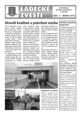 (.pdf). - Aktuality obce Ladce