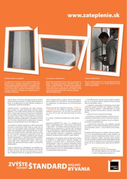 IB strana 25 - Pre náš dom