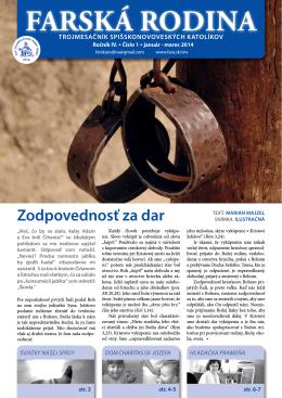 FR 201401 - Farnosť Spišská Nová Ves