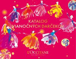 Katalóg 2014 - L`OCCITANE en Provence | Slovakia