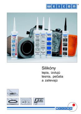 Silikóny - mmcc.sk