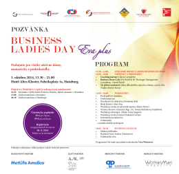 BUSINESS LADIES DAY