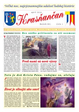 Krasňančan 0114 - Mestská časť Košice Krásna