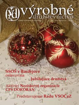 SSOŠ v Bardejove - coop produkt slovensko