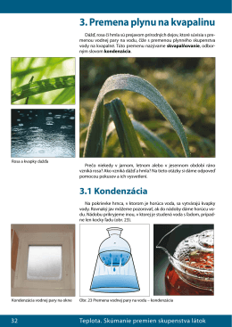 3. Premena plynu na kvapalinu (pdf)