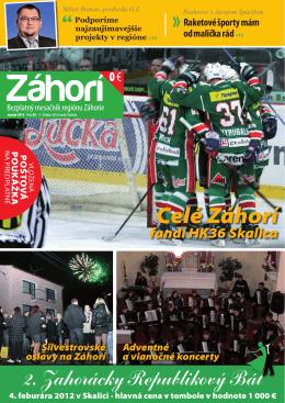 Január 2012 - prozahori.sk
