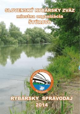 Rybársky spravodaj 2014 - pdf