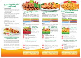 5 dôvodov preč o práve Goody Foody Goody Foody