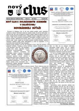 Obecné noviny č.11