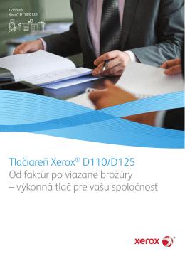 Xerox D110_D125 Printer_SK_W.pdf