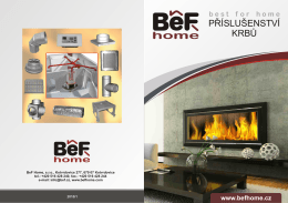BEF - Blanzek katalog-prislusenstva