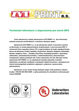 prílohe PDF. - ZVT