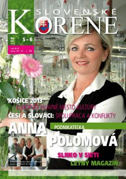 slovenské korene 2012 5-6