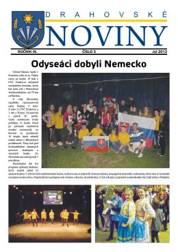 Zobraziť Drahovské noviny 3/2013