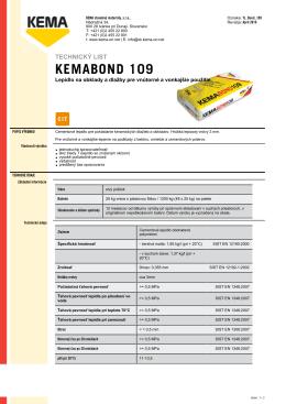 KEMABOND 109
