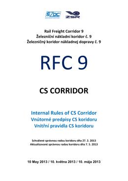 CS koridor