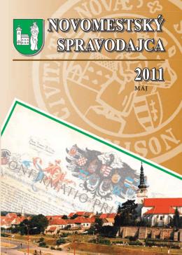 Máj 2011 - NMNV.SK