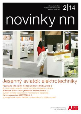 novinky NN 2/2014