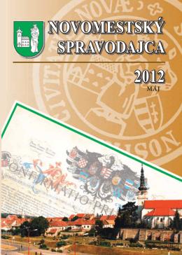Máj 2012 - NMNV.SK