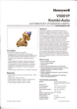 V5001P Kombi-Auto