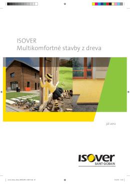 ISOVER Multikomfortné stavby z dreva