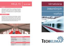 Vetranie a klimatizácia železničných vozňov