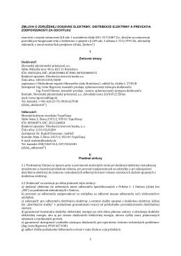 Zmluva 65/2013 (SPP)