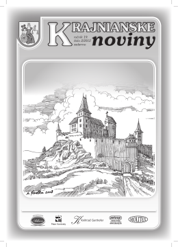 Krajnianske noviny číslo 2 (PDF – 12,5 MB)