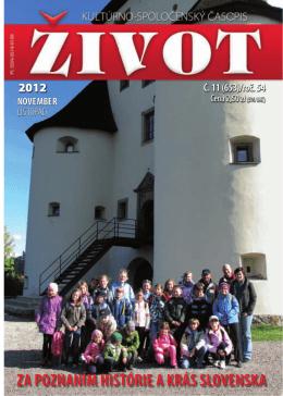 11 listopad 2012[1].pdf - Towarzystwo Słowaków w Polsce