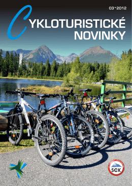 Cykloturistické novinky 03-2012