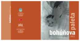 Bohúňova paleta 2011(pdf) - ZUŠ Petra Michala Bohúňa