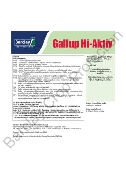 Gallup Hi-Aktiv Slovakia CLP 2-22208-FF_Layout 1