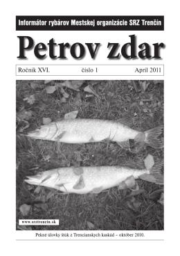 Petrov zdar 01/2011