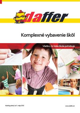 katalog skolskych potrieb rozlozenie pridanych vecil