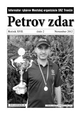 Petrov zdar 02/2012